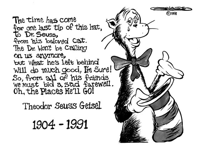 Cat In The Hat Poem